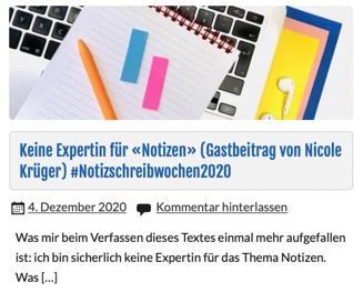 Notebook Tastatur mit Notizblock und Stift