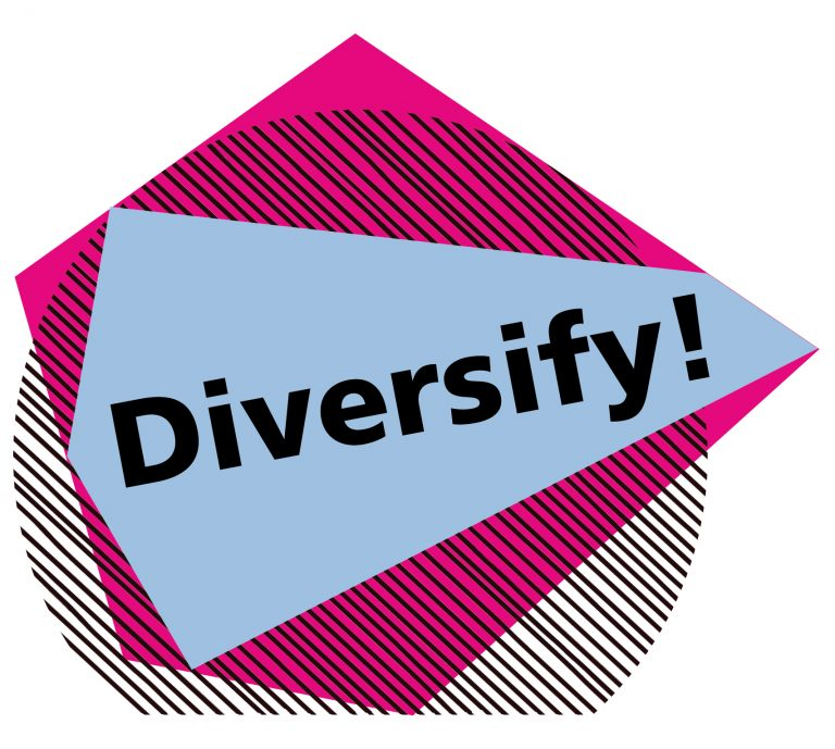 Logo des Projekts Diversify