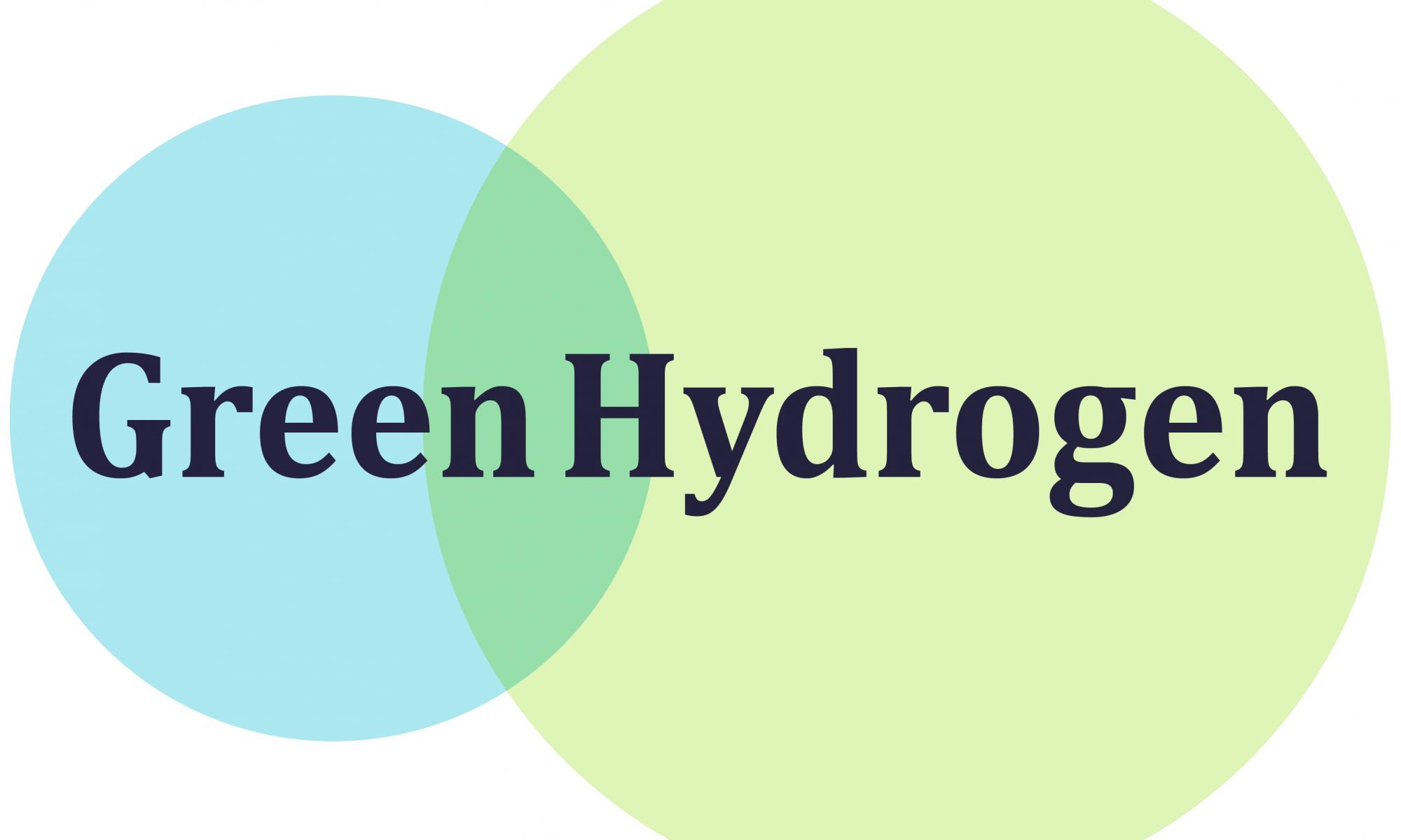 Green Hydrogen Logo