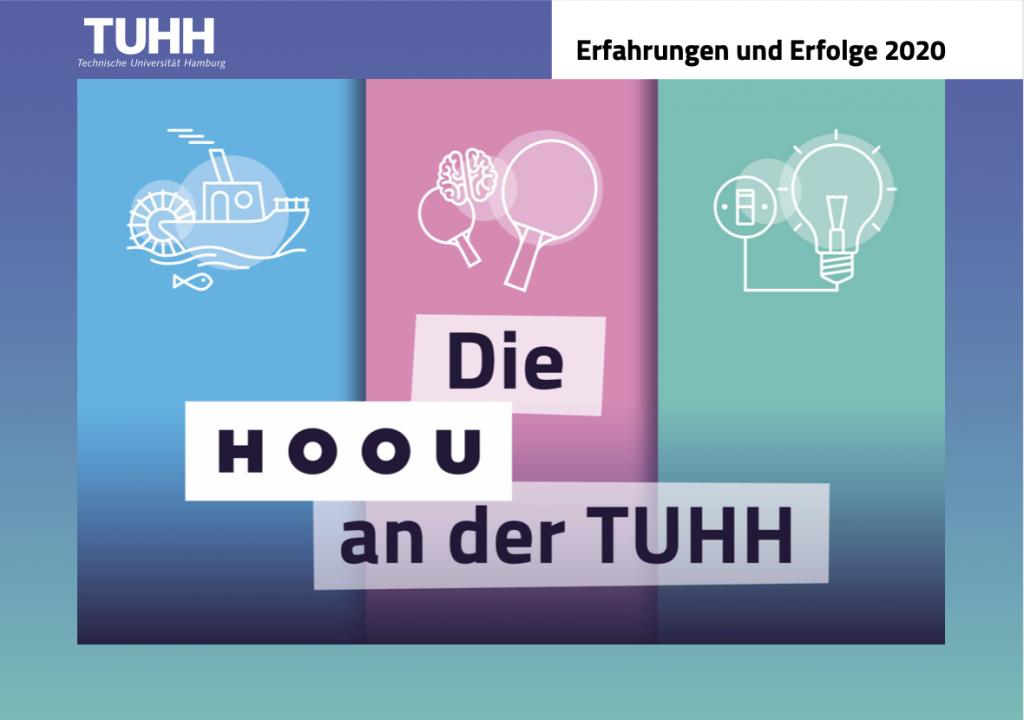 Titelbild der Broschüre HOOU@TUHH